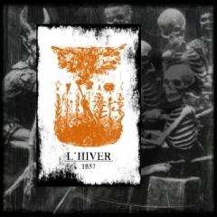 L`HIVER - 1857 (lim. 66) Tape