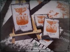 L`HIVER - 1857 (lim. 66) Tape + Plakat