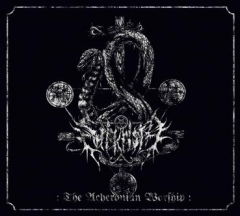 Sarkrista - The Acheronian Worship DigiCD