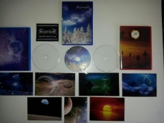 SIEGHETNAR - Trilogie BOX Set