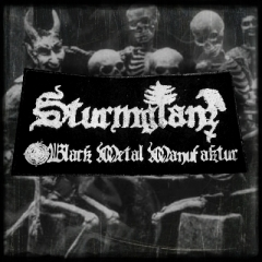 Sturmglanz Logo Patch