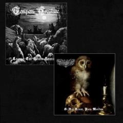 Tempers Creature - Si Vis Vitam... & Lupus Est Homo CD