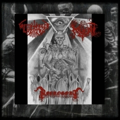 Waffenträger Luzifers / Muert / Necrogoat - Satanic Brotherhood CD