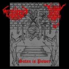 Waffenträger Luzifers/Black Angel - Satan is Power SplitCD