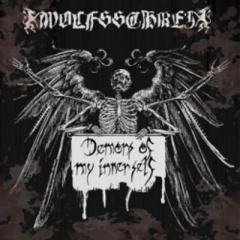 Wolfsschrei - Demons of my inner self CD