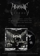 Abyssgale - Hegemon CD